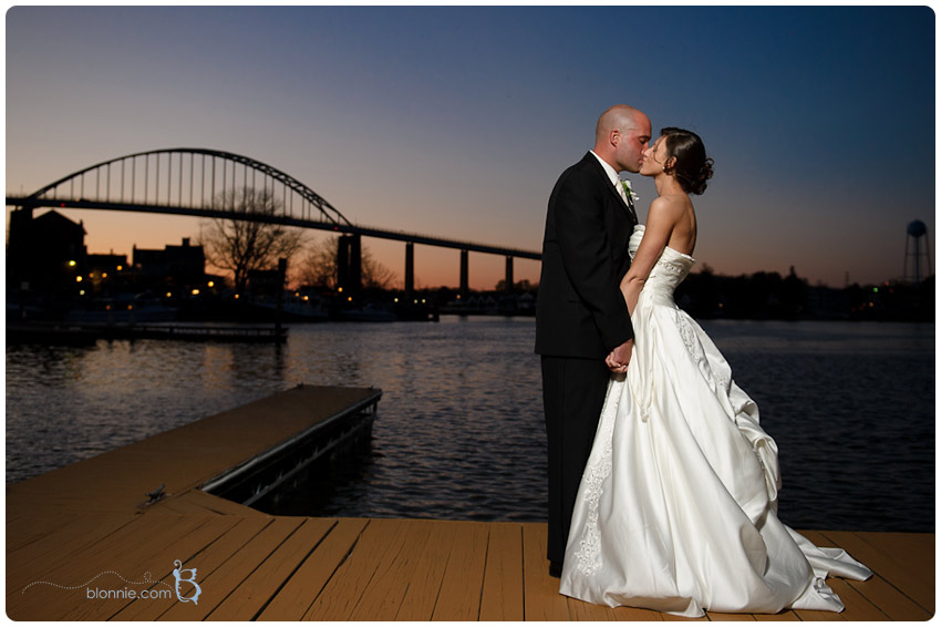 Wedding at Chesapeake Inn in Chesapeake City, Maryland