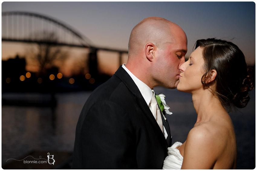 Wedding in Chesapeake City, Maryland