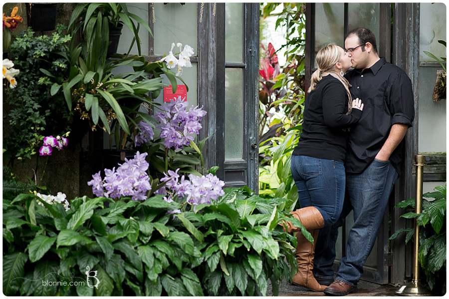 Kennett Square Engagement Shoot