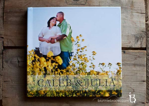 Caleb & Julia's Engagement Album Guestbook