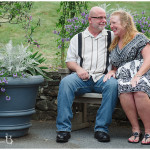 Debby & Glenn's Engagement Session at Longwood Gardens – Kennett Square, PA
