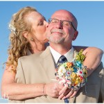 Debby & Glenn's Beach Wedding in Lewes, Delaware