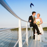 Sheri & Dirk's Patriot Cruise Wedding