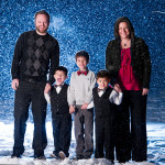 Delaware Family Christmas Photos